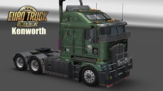 getlinkyoutube.com-Kenworth K200 l Euro Truck Simulator 2 l Patch 1 22 X