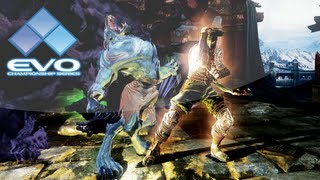 getlinkyoutube.com-KILLER INSTINCT 3: FULL EVO 2013 DEMO! New Glacius Gameplay + More!