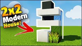 Download Video Minecraft House Tutorial X Modern House Best - Minecraft modern house 5x5