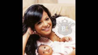 getlinkyoutube.com-Introuding Christina Milian's baby girl: Violet Madison Nash =D