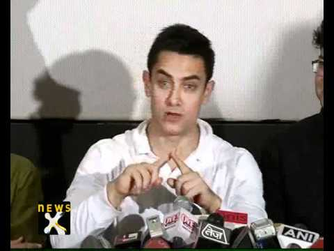 Aamir Khan launches his upcoming show Satyamev Jayate-NewsX