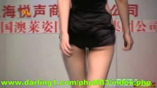 getlinkyoutube.com-China Fashion Show Legend - 중국 패션쇼 레전드 Liu Min Lin