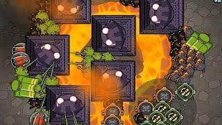 getlinkyoutube.com-Bloons Monkey City - Contested Territory on Volcano Keyhole - Reaching 100 on BMC