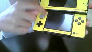 nintendo 3ds decal girl decal review youtube