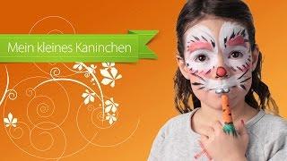 getlinkyoutube.com-Hase Make-Up Anleitung für Kinder