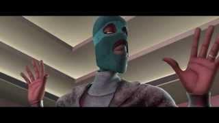 getlinkyoutube.com-The Incredibles Scene: Fire and Ice (HD)