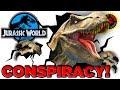 Film Theory: Jurassic World Was An INSIDE JOB! Jurassic World