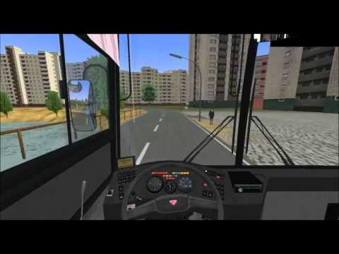 OMSI - Simulador de Ônibus - Auto Estrada V.2.0