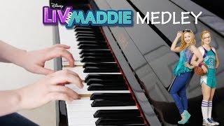 Liv and Maddie (Dove Cameron) Original Song Medley