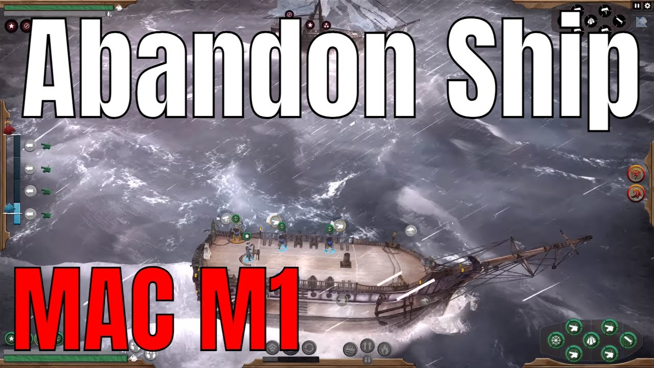 Abandon Ship MAC M1