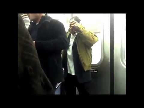 'SNACKMAN', New Hero in NY Subway Is Revealed,Charles Sonder 24