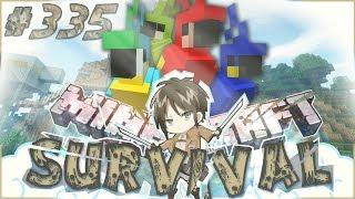 Minecraft ITA - Survival #335: Tutti i Colori dei Pappagalli e Nuova Mascotte