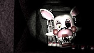 What is Mangle Saying? Cleaned Up Audio w/DOWNLOADS! - Five Nights At Freddy's 2 Theory!