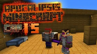 getlinkyoutube.com-VECINOS PROBLEMATICOS | #APOCALIPSISMINECRAFT | EPISODIO 15 | WILLYREX Y VEGETTA