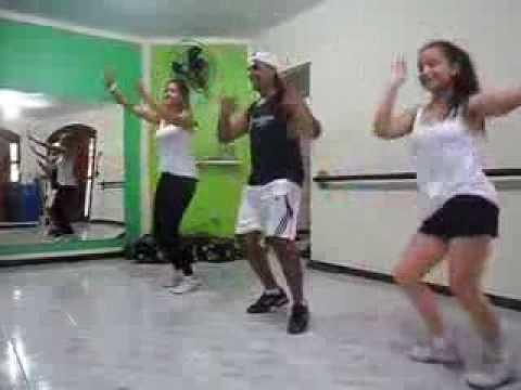 Coreografia da música Fio dental - Garota Safada - Prof° Luciano Dance
