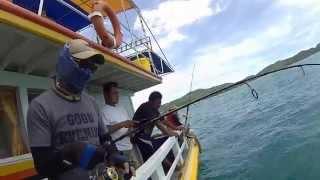 getlinkyoutube.com-ตกปลา แสมสาร By Roj Fishing