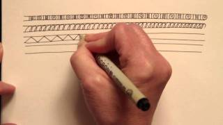 Zenspirations Patterning Techniques