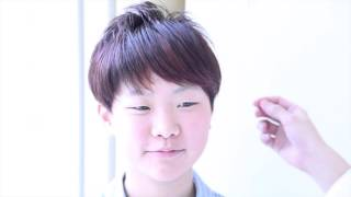 getlinkyoutube.com-「ギグス デ チェンジ #27」hair cut ! before and after