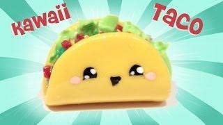 getlinkyoutube.com-◕‿◕ Taco! Kawaii Friday 109 - Tutorial in Polymer clay!