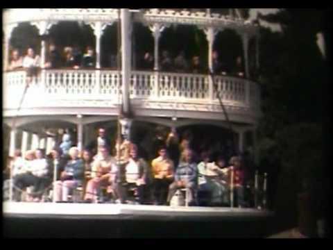 Disneyland Home Movies Apx 1970 Sound Marktwain River Boat Hbvideos Cooldisneylandvideos