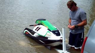 getlinkyoutube.com-Stand up Jetski