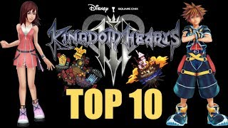 getlinkyoutube.com-Top 10 Things Kingdom Hearts 3 Needs