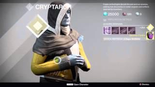 getlinkyoutube.com-Destiny-Graviton Forfeit 310 Engram Drop!!!!!
