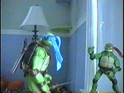 Tmnt-behind The Mask