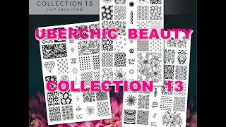 getlinkyoutube.com-UberChic Beauty  Collection 13  -  Swatches And Review