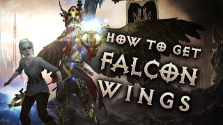 getlinkyoutube.com-How to get falcon wings in Diablo 3 (+stream highlight)