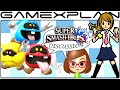 Cut Content in Smash Bros. Wii U?! Dr. Mario & Swapnote Stages, Rhythm Heaven Fighter - Discussion