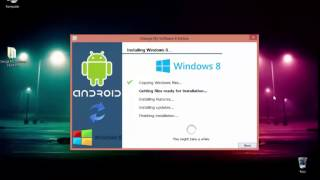 getlinkyoutube.com-How to install WINDOWS 8 on any android tablet or mobile phone