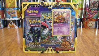 getlinkyoutube.com-Pokemon TCG Giratina 3-Pack Blister Opening