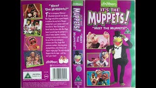 getlinkyoutube.com-It's the Muppets! - Meet the Muppets! [VHS] (1994)