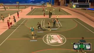 getlinkyoutube.com-Droppin Off Maleakin - NBA 2K17