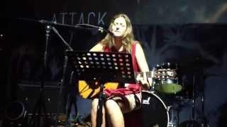 Suarasama : Fajar di Atas Awan (cover) : Bule Nyanyi Lagu Indonesia