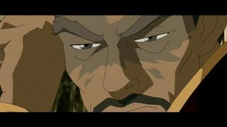 getlinkyoutube.com-Sokka VS Master Piandao: Full Fight [HD]