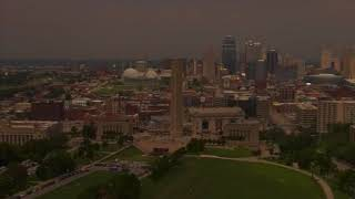 Impresionante vídeo del eclipse solar en Kansas City