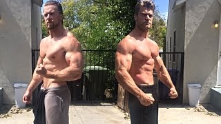 getlinkyoutube.com-Buff Dudes 5x5 Workout Routine - Day 1