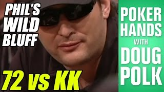 Phil Hellmuth Gets Out Of Line With Mike Matusow