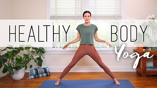 Healthy Body Yoga - Yoga With Adriene width=
