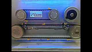 Aplicação de Sincronismo com Servos motores.