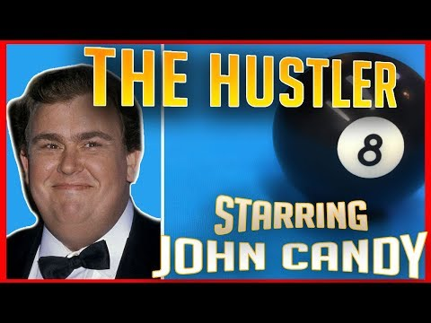 'The Hustler'  - starring John Candy as Minnesota Fats/Kevin Kline as Fast Eddie
