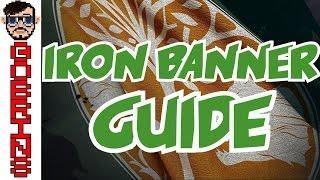 getlinkyoutube.com-DESTINY LEVEL UP IRON BANNER FAST! - How to Easily get Rank 5 Iron Banner using Reputation Bonuses!