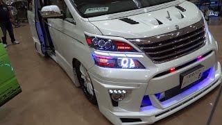 getlinkyoutube.com-TOYOTA VELLFIRE Customcar   トヨタ ヴェルファイア カスタムカー