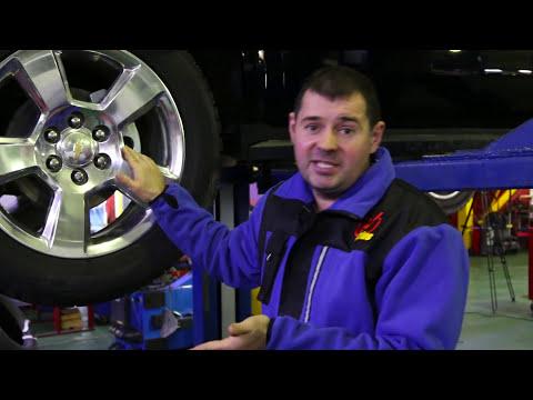Chevrolet Tahoe (ТАХО). О работе амортизаторов и пневмоподвески - советы по эксплуатации!