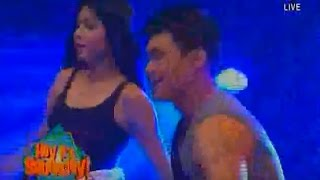 getlinkyoutube.com-Nadine Lustre & Edgar Allan Dance Performance
