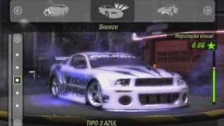 getlinkyoutube.com-Need For Speed Underground 2 - Tuning Mustang GT e uma testadinha!