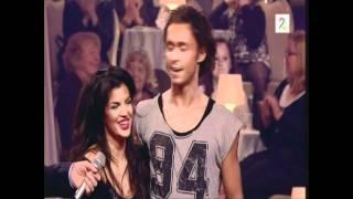 getlinkyoutube.com-Aylar & Egor danser showdans - Skal vi danse 2010