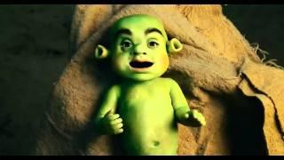 Meet The Spartans Shrek baby (opening scene)